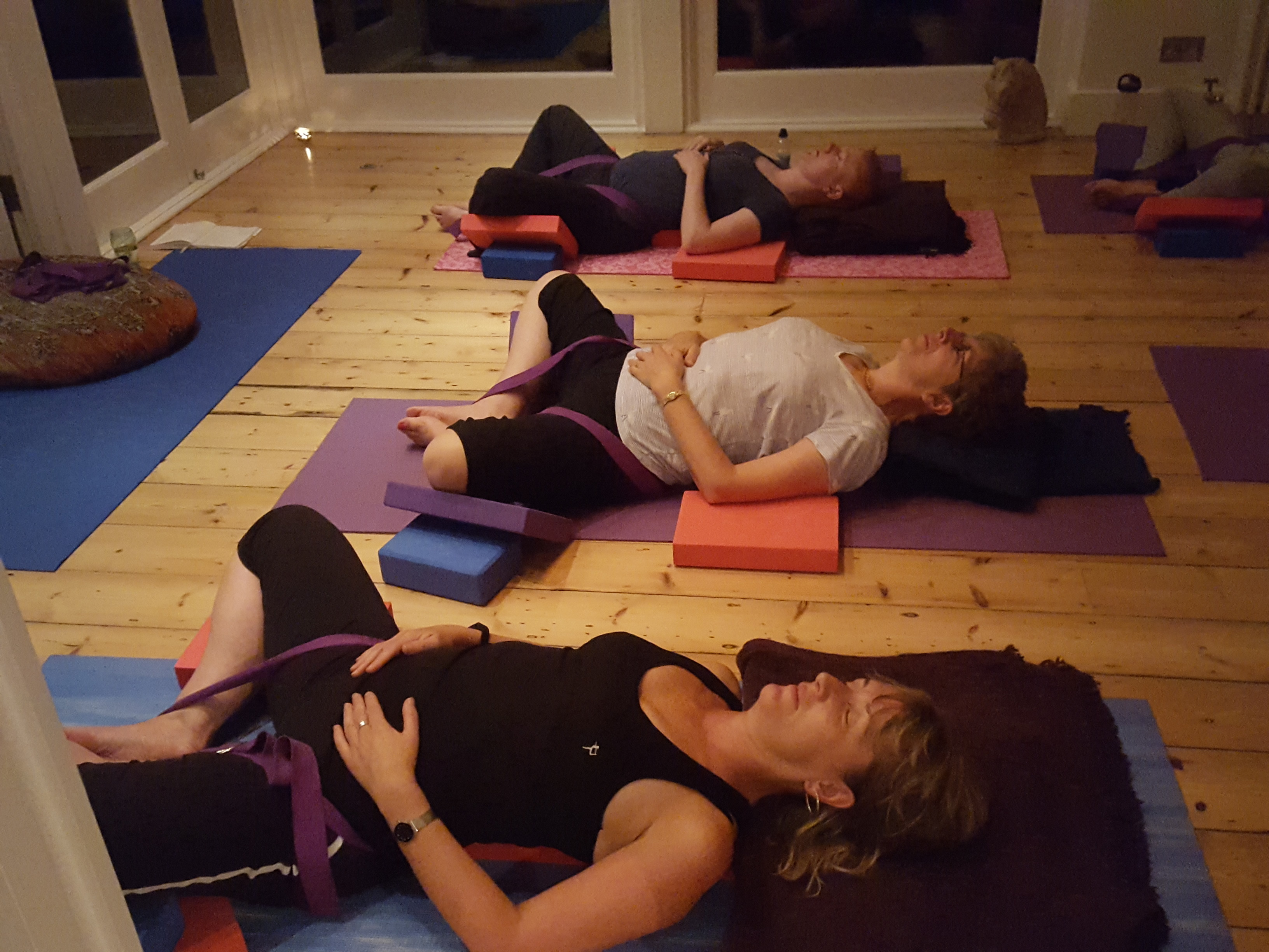Yoga Classes Ealing London