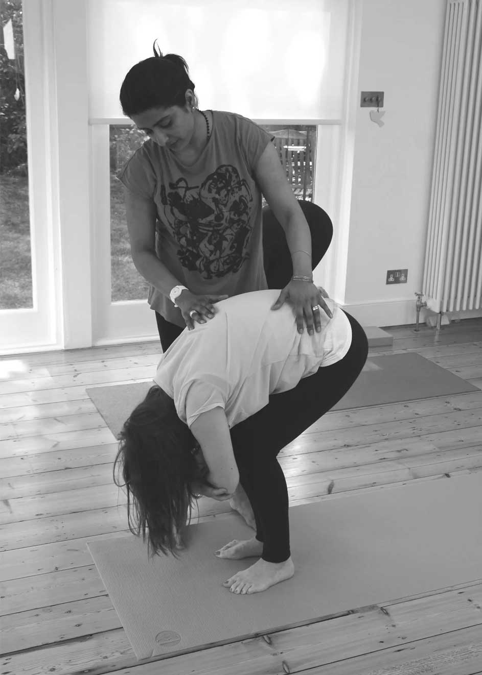 Tri Yoga Teacher, London